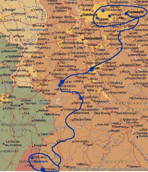 Brief Von Luxemburg Nach Deutschland : Von luxemburg nach deutschland